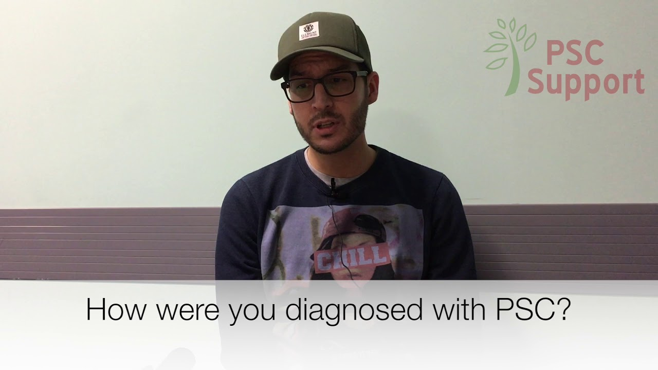 Gary Taylor: PSC diagnosis in 2008 - YouTube