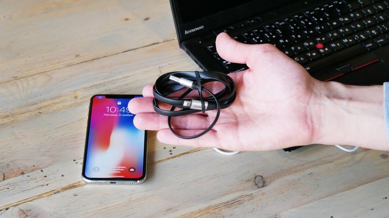 Этот кабель для iPhone нас удивил