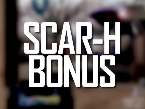 BO2 Bonus: SCAR-H