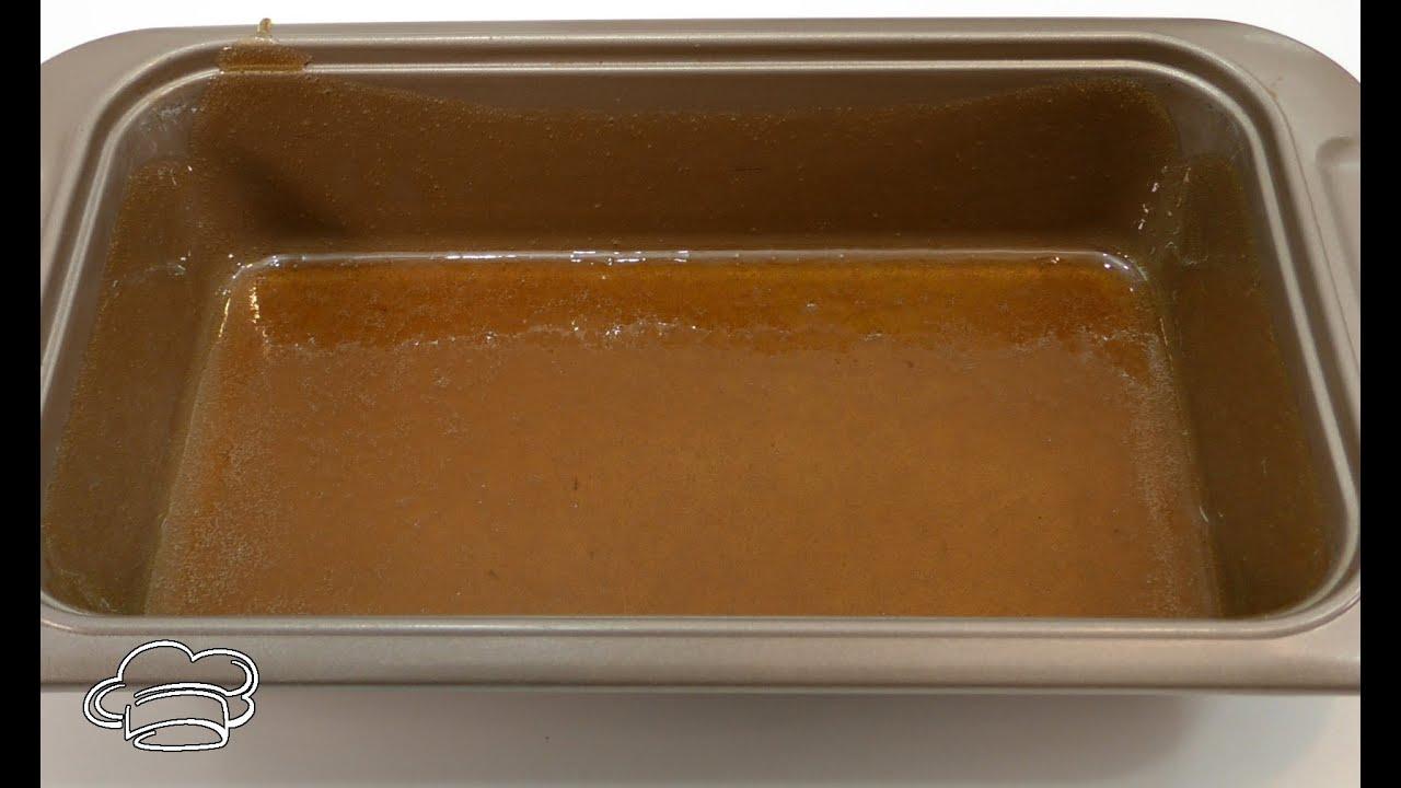 Download Caramelo de limón para hacer flanes Javier Romero. RECETA MUY FACIL