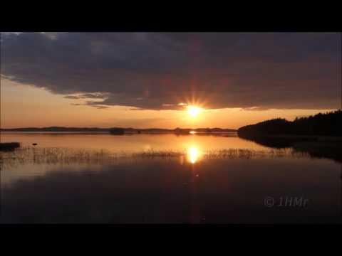 Evening on Lake Saimaa -  Relaxing Birds sounds