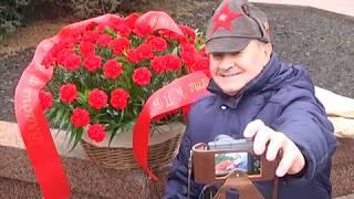 2017-11-07 г. Брест. 100-летие революции. Новости на Буг-ТВ. #бугтв