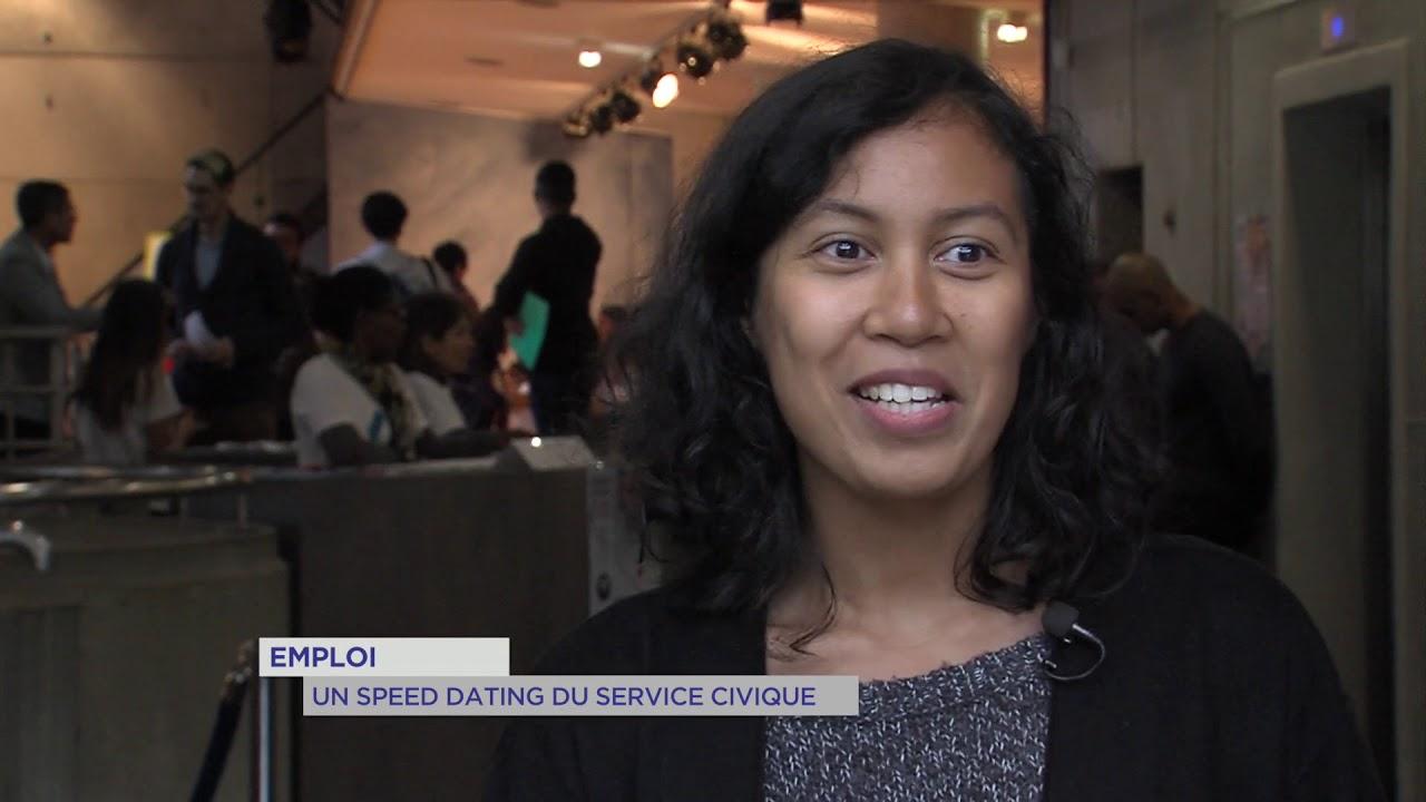 Emploi : Un speed dating du service civique