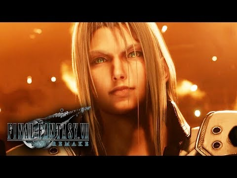 Final Fantasy VII Remake - Official Cinematic Trailer | E3 2019