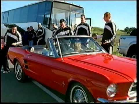 Ford/All Blacks Commercial -