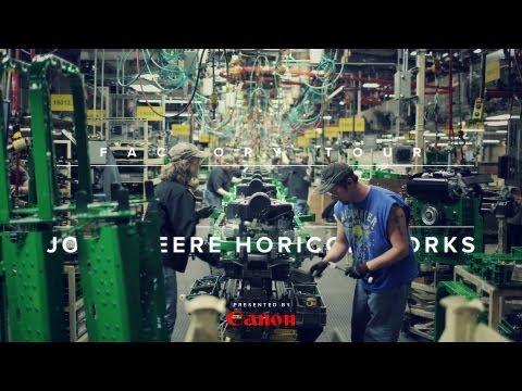 Factory Tour: John Deere Horicon Works