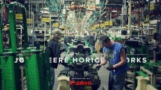 Factory Tour: John Deere Horicon Works