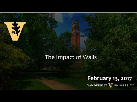 The Impact of Walls: Experiencing Borders in East/West Germany, Israel/Palestine, & U.S./Mexico
