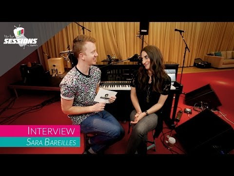 Sara Bareilles - Interview // The Live Sessions