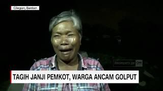 Tagih Janji Pemkot, Warga Cilegon Ancam Golput