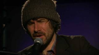Gruff Rhys performs Sensations in the Dark