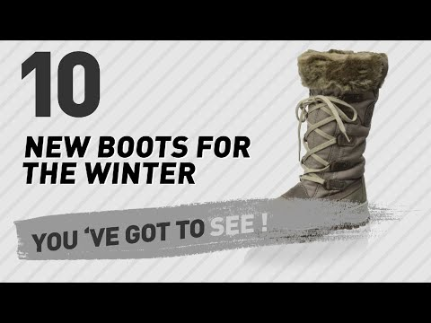 Santana Canada Womens Boots Collection // New & Popular 2017