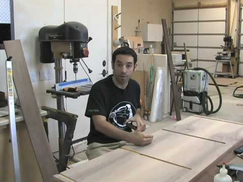 98 - How to Build a  Low Profile Entertainment Center (Part 2 of 5)