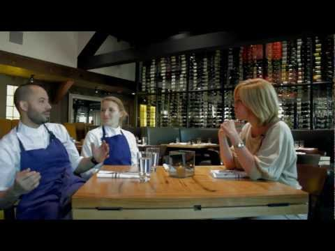 Behind-The-Scenes Video: A Chat With The Restaurant At The Cheshire's Chefs
