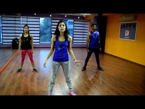 Personally – P Square, Zumba Choreography By Abhimanika, 8 COUNTS