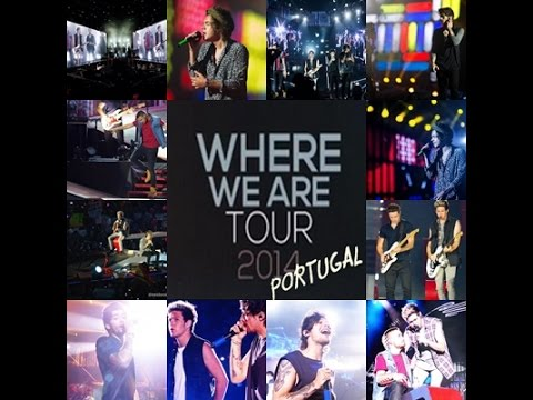 One Direction - Where We Are Tour - Portugal - FULL Concert