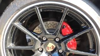 Porsche Boxster S Black Edition 2012 Videos