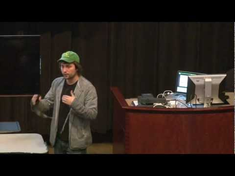 Tom Szaky, Keynote, 2012 UNC Global Entrepreneurship Week ...