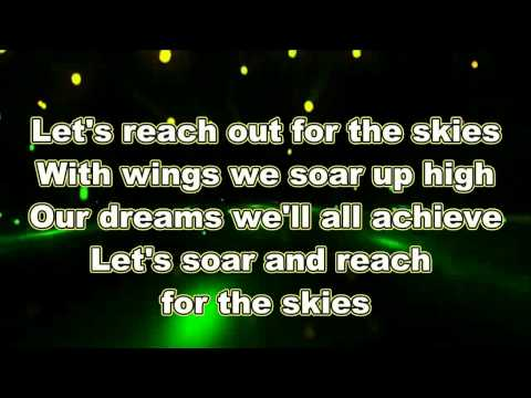REACH OUT FOR THE SKY GRADUATION SONG-HTC
