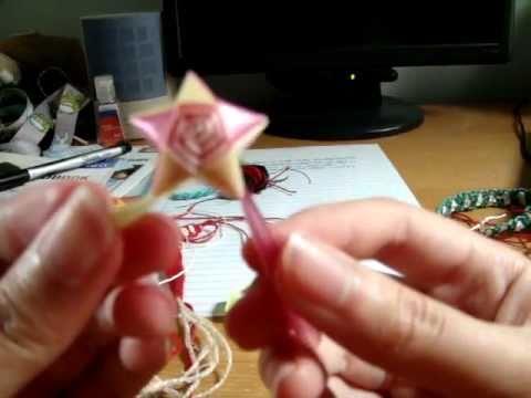 Asian straw stars