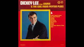 """Dickey Lee – The Girl From Peyton Place"""" (TCF Hall) 1965"""