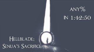 Hellblade: Senua's Sacrifice in 1:42:50 [Any%]