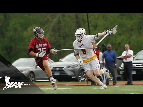 Taft (CT) vs Avon Old Farms (CT) | 2018 College Lacrosse
