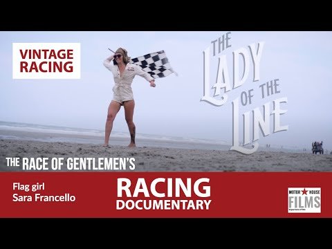 Lady of the Line