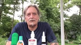 help for nasal spray addiction or rebound congestion
