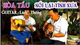 """Nối Lại Tình Xưa """" hoà tấu guitar Lâm_Thông """" ST Vinh Sử & Ngân Giang"""