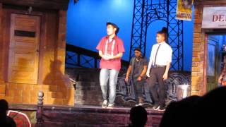 in the heights performed at mt eden high school