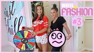 "WHEEL OF FASHION PART # 3 "" KEILLY ALONSO'S CLOSET "" 