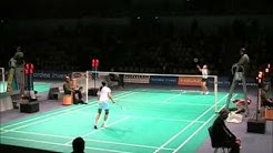 Denmark Open 2006: Anu Nieminen - Pi Hongyan