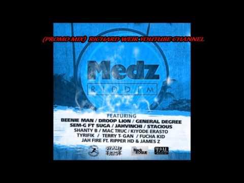 Medz Riddim (Mix-July 2017) Spane Beats Rec / Black Rogue International
