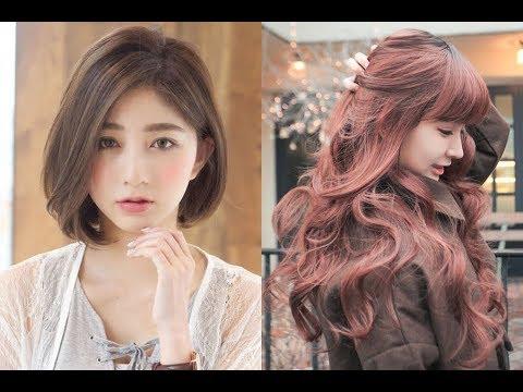 Korean Hairstyles For Girls 2018 Youtube