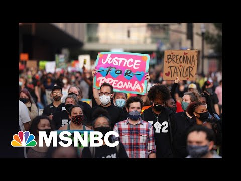 'Thank God:' Civil Rights Lawyer Reacts To Probe Into Louisville Police Practices   All In   MSNBC
