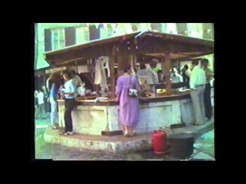 1980 - Fête du Vin - La Neuveville