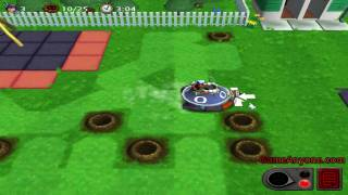Mole Control Gameplay Video