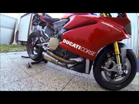 899 - arrow exhaust for 899 | ducati forum