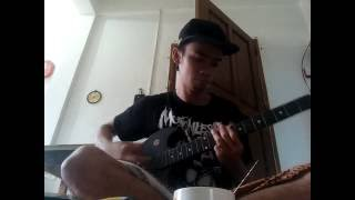 Never Fail Your Bait (Oh God) - Sunflower Project Cavite) Acoustic Guitar Cover