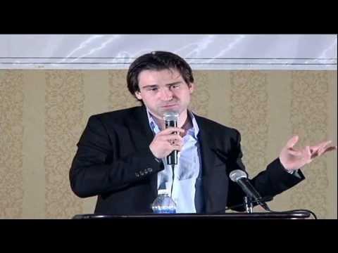 Sean Ali Stone - My Journey to Islam - UMAA Convention 2012