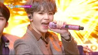 SEVENTEEN(세븐틴) - HOME;RUN [Music Bank / 2020.10.30]