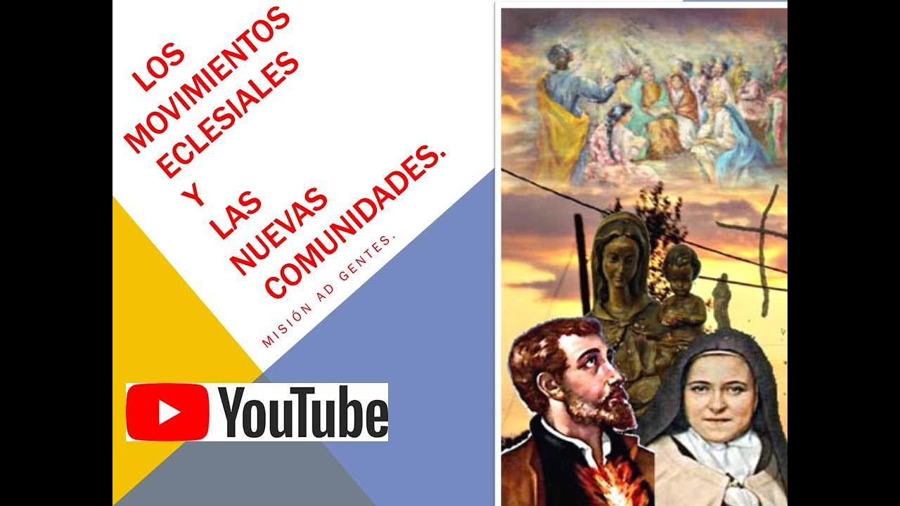 Movimientos eclesiales