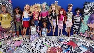 Barbie Kombin Challenge Bebek Giydirme Oyunu. Çöpten Çıkan Bilezik? Yeni Kombinler! Bidünya Oyuncak