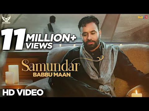 Babbu Maan - Samundar | Official Music Video