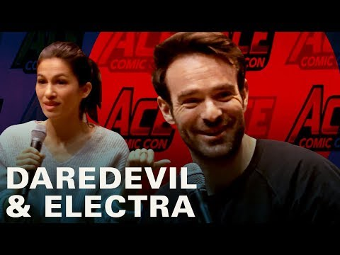 Daredevil Panel  2017 ACE Comic Con Long Island