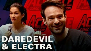 Daredevil Panel | 2017 ACE Comic Con Long Island