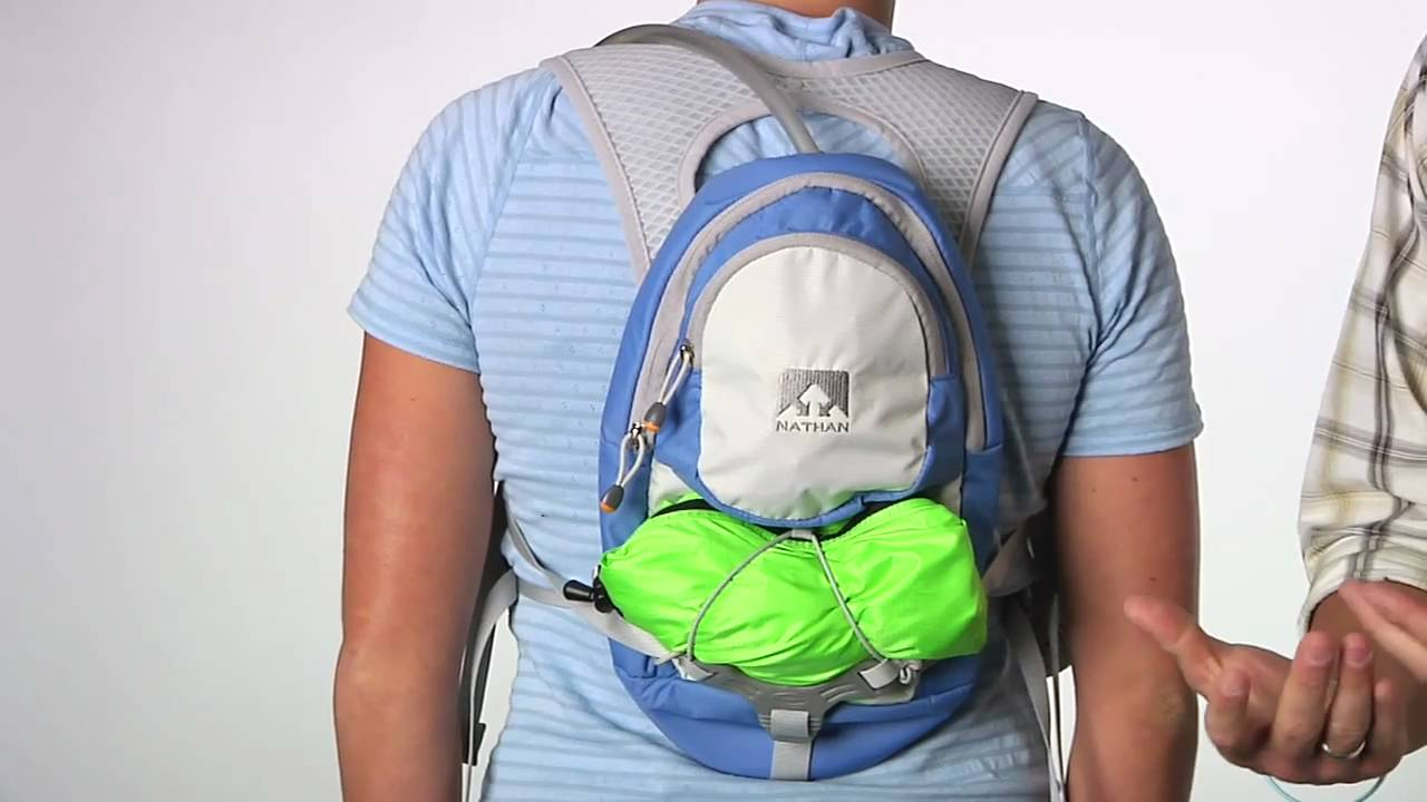 1be86c207c Nathan Intensity Hydration Vest - YouTube