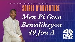 40 DAY FAST 2020 | Men Pi Gwo Benediksyon 40 Jou A // The Greatest Blessing Of The 40 Days | TG