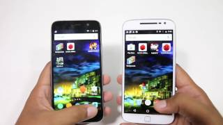 Lenovo ZUK Z1 vs Moto G4 Plus Comparison